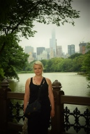 Triin in Central Park